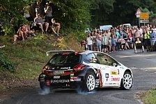 ADAC Rallye Masters - Hitzige Kämpfe rund um die Wartburg