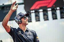 Fix: Daniel Ricciardo verlässt Red Bull und geht zu Renault