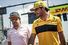 Formel 1: McLaren holt Carlos Sainz als Alonso-Nachfolger