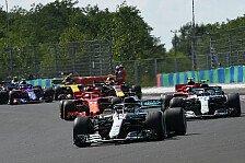 Formel-1 Ungarn 2018: Voting - Dein Fahrer des Wochenendes?