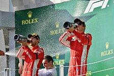 Formel 1 Ungarn, Räikkönen-Hitzehorror: Ferrari vergisst Wasser