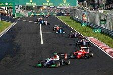 Platz vier in Ungarn: Bestes GP3-Ergebnis für David Beckmann
