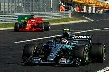 Formel-1-Analyse: Kosteten Ferrari-Fehler Vettel den Sieg?