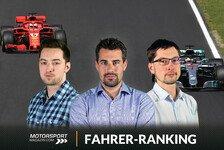 Formel-1-Fahrerranking Ungarn: Hamilton haarscharf vor Vettel