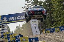 WRC: Thierry Neuville verlängert bis Ende 2021 bei Hyundai