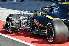 Formel 1, Renault bringt neuen Unterboden nach Russland