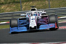 Formel 1 2018: Testfahrten Hungaroring - Dienstag