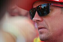 Formel 1, Räikkönen sauer: Ferrari-Fehler kostet Pole-Chance