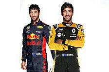 Formel 1, Ricciardo: Red Bull, Renault könnten Beziehung kitten