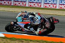 Marcel Schrötter holt Bestzeit in beiden Moto2-Trainings