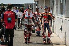 MotoGP Top 5: Zwei Champions, eine Box