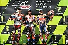 MotoGP - Bilder: Tschechien GP - MotoGP Brünn 2018: Die Bilder vom Sonntag
