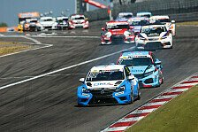 ADAC TCR Germany: Fahrerlagerstorys vom Nürburgring