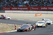 Nürburgring: Punkte und Junior-Podium für Schubert Motorsport