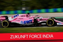Formel 1 - Video: Erklärt: Force India Insolvenz - Formel 1 2018