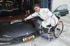 DTM, Alex Zanardi: So lief sein 1. BMW-Test ohne Beinprothese