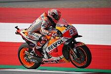 MotoGP Spielberg 2018: Marc Marquez dominiert 4. Training