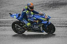4. MotoGP-Training in Silverstone nach Crashes abgebrochen
