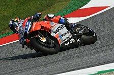 MotoGP Spielberg 2018: Reaktionen zu den Trainings