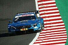 DTM Brands Hatch: Mercedes schreibt Qualifying-Geschichte!