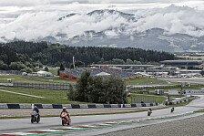 MotoGP Spielberg 2018: Die Bilder vom Samstag