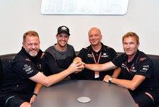 Moto2: Tom Lüthi fährt 2019 für Dynavolt Intact GP