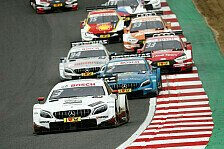 DTM Nürburgring: Mercedes kassiert Motoren-Strafe am Samstag