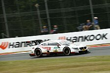DTM - Video: DTM Brands Hatch: Mit Hankook hinter den Kulissen