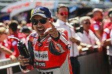 MotoGP: Was ist dran an Jorge Lorenzos Ducati-Rückkehr?