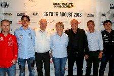 Die ADAC Rallye Deutschland kann kommen!