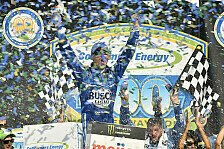 NASCAR: Fotos Rennen 23 - Michigan International Speedway