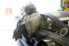 Alex Zanardis DTM-Debüt: So schnell klettert er aus dem BMW M4
