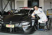Alex Zanardi: Fahrer-Niveau in DTM besser als in Formel 1