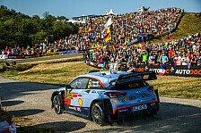Jetzt Tickets für die Rallye Deutschland bestellen und sparen!