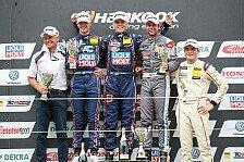 ADAC TCR Germany: Engstler und Hyundai holen Debütsieg