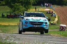 Turbulentes WM-Gastspiel für den ADAC Opel Rallye Cup