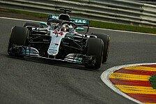 Hamilton nach Ferrari-Spitze in Spa: Gleicher Update-Rhythmus