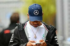 Formel 1 Monza 2018: Hamilton fehlt am Medientag
