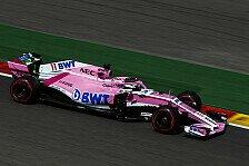 FIA stellt klar: Neues Force India muss alte Motoren fahren