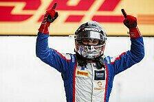 GP3-Sieger David Beckmann im Interview: Knoten ist geplatzt