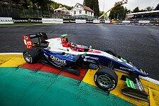 Formel 2 Belgien: News-Ticker zum Wochenende in Spa