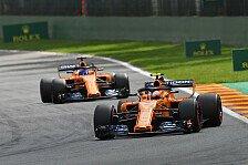 Formel 1, Alonso klagt: McLaren zu ineffizient, Motor schwach