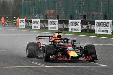 Red Bull in Spa: Keine Regenschwäche - schlechte Strategie