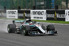 Formel 1, Qualifying: Hamilton schlägt Vettel in Regen-Showdown