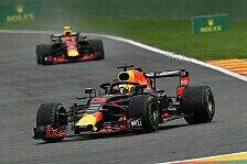 Formel 1 2018 Belgien GP: Die Qualifying-Duelle