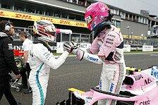 Formel 1 Spa, Force India rastet aus: Quali-Wunder nach Rettung