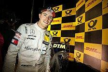DTM Nürburgring 2018: Mercedes-Stimmen vor dem Rennwochenende