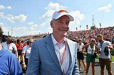 Formel 1: Finanzchef Sean Bratches tritt zurück
