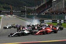Formel-1 Spa 2018: Voting - Dein Fahrer des Wochenendes?
