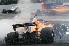 Alonso nach Crash sauer auf Hülkenberg: Nicht Formel-1-würdig